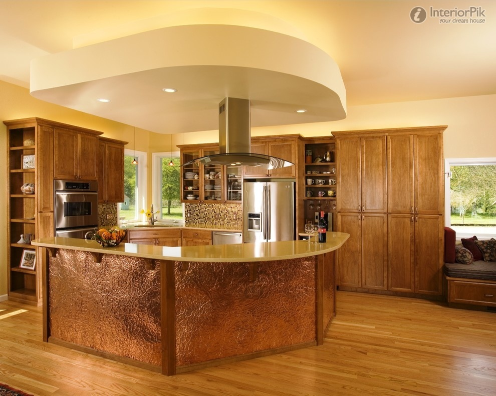 american country kitchen designs photo - 3