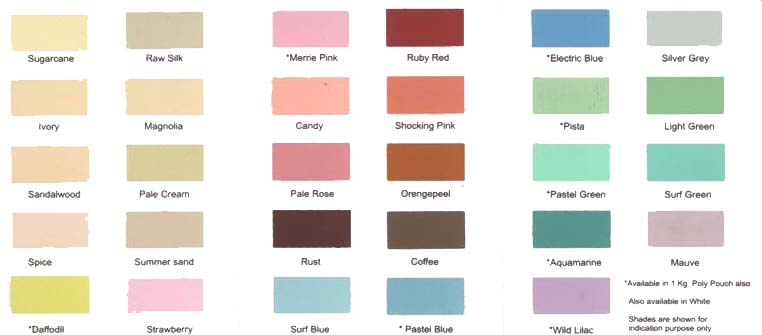 asian paints acrylic colour shades photo - 3