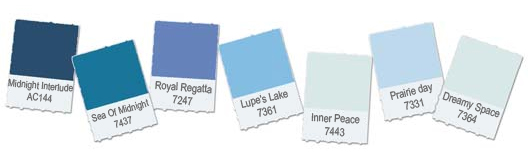 asian paints colour shades blue photo - 1