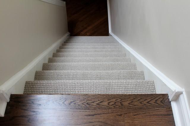 berber carpet runner for stairs photo - 3