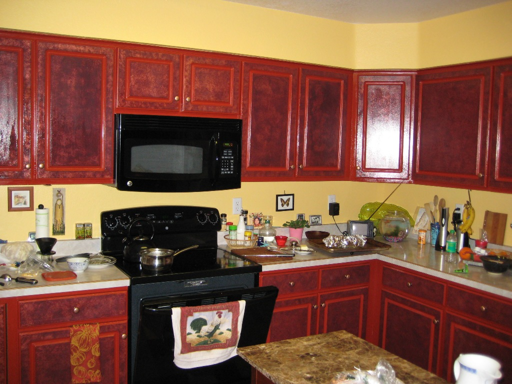 best colour shade for kitchen photo - 3