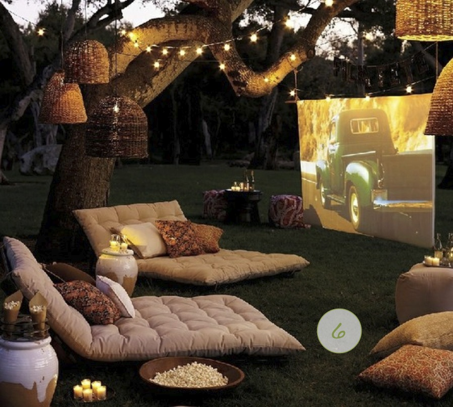 best outdoor party lights photo - 3