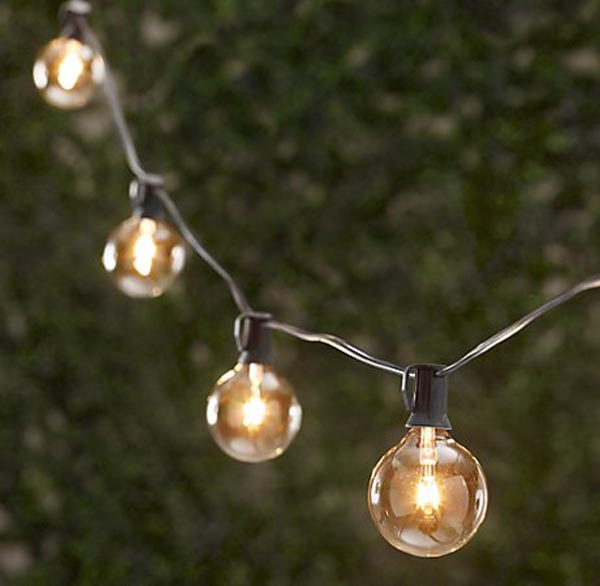 best outdoor party lights photo - 4
