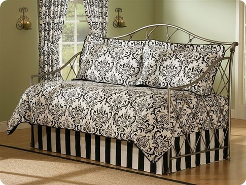 black daybed bedding sets photo - 3