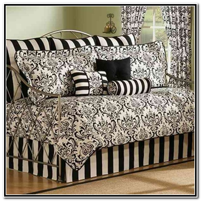 black daybed bedding sets photo - 4