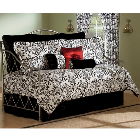 black daybed bedding sets photo - 5