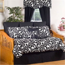 black daybed bedding sets photo - 6