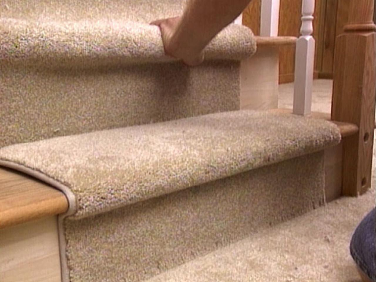 carpet runner for stairs over carpet photo - 4
