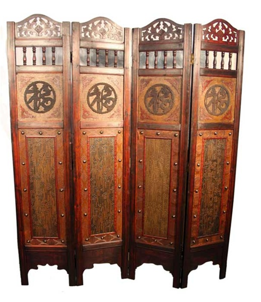 chinese style room dividers photo - 2