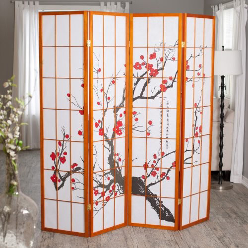chinese style room dividers photo - 5