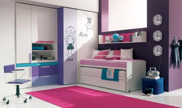 cool bedroom furniture for girls photo - 1