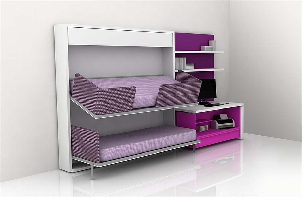 cool bedroom furniture for girls photo - 2
