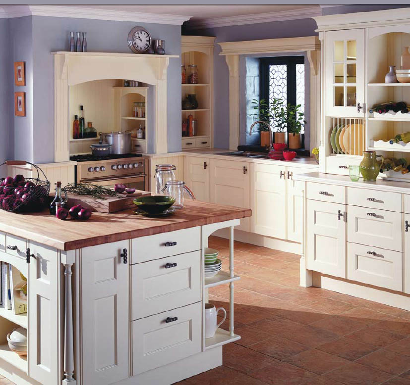 country cottage kitchen designs photo - 6