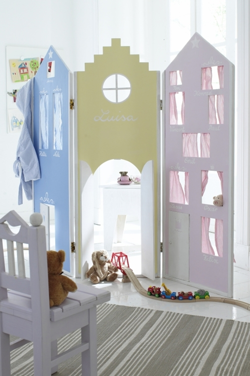 creative room dividers for kids photo - 5