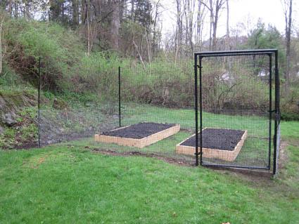 deer proof fence ideas photo - 4