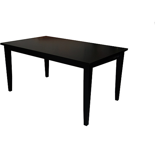 dining tables black photo - 2