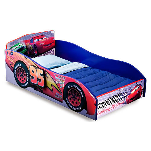 disney cars toddler bed kids photo - 2
