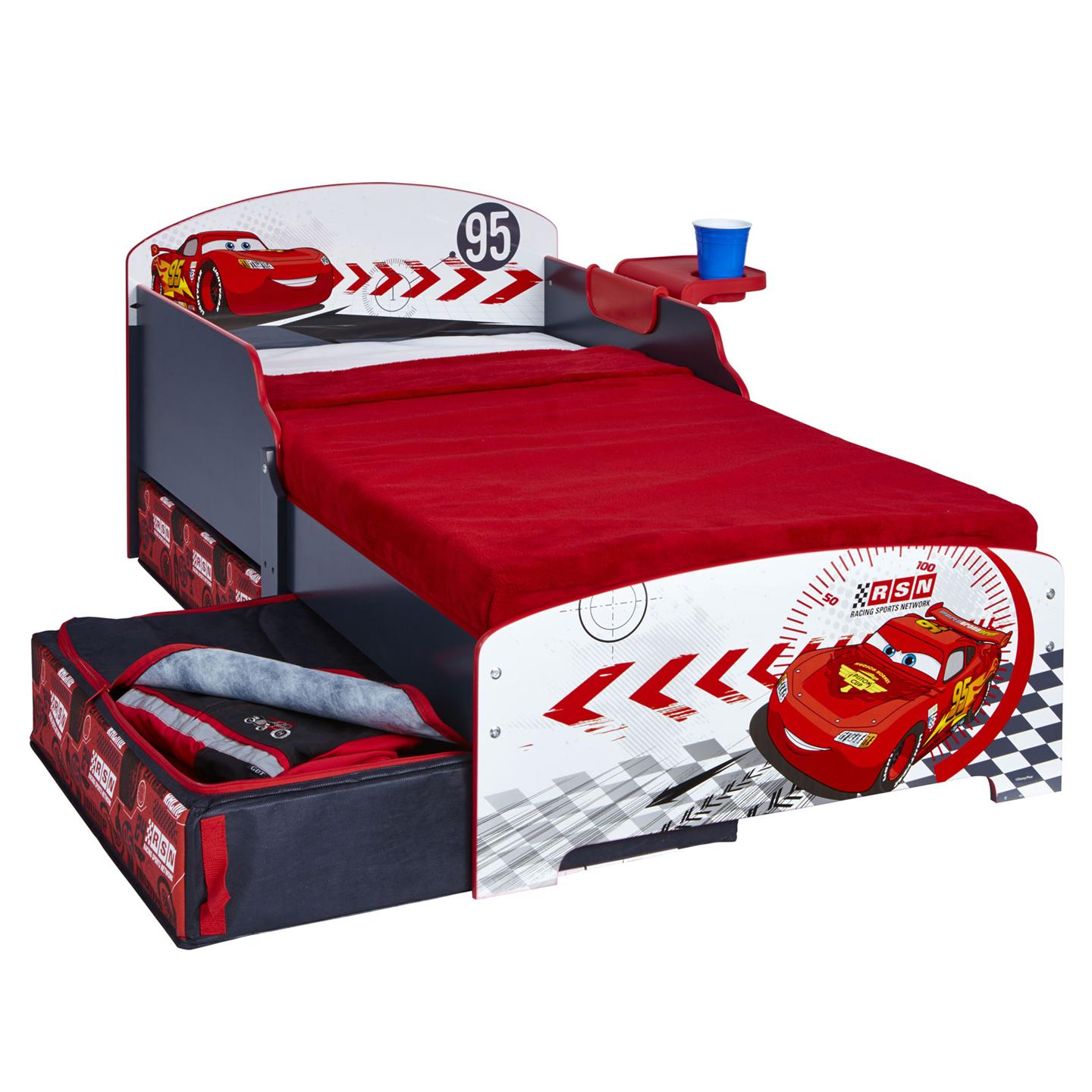 disney cars toddler bed kids photo - 5