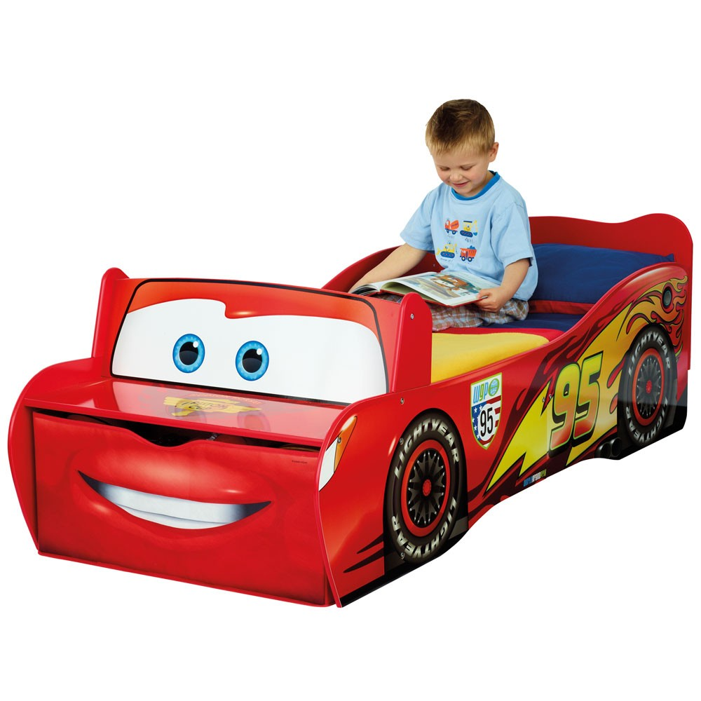 disney cars toddler bed kids photo - 6