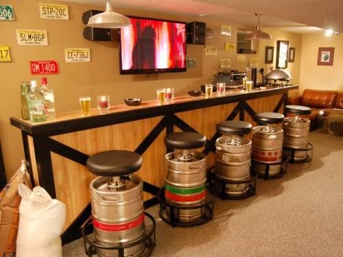 diy outdoor bar designs photo - 5