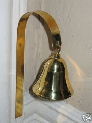 dog bell for door photo - 4