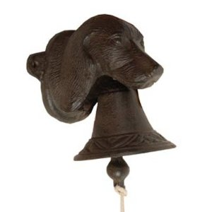 dog bell for door photo - 9