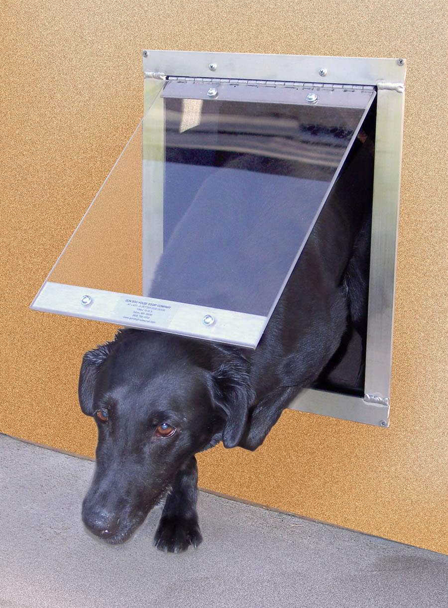 dog kennel doors photo - 10