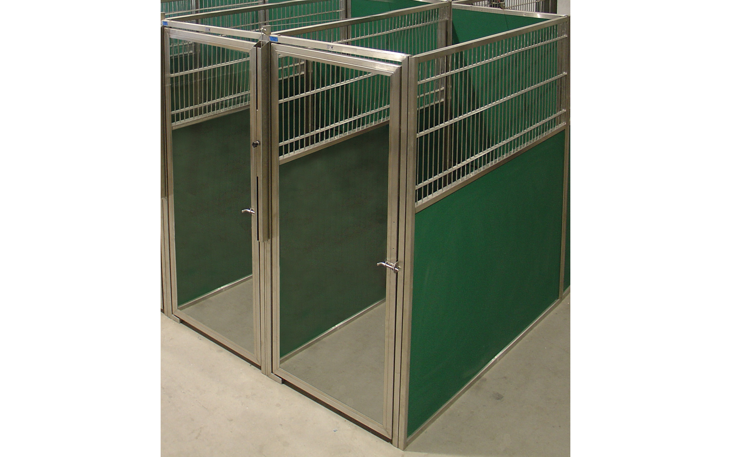 dog kennel doors photo - 3