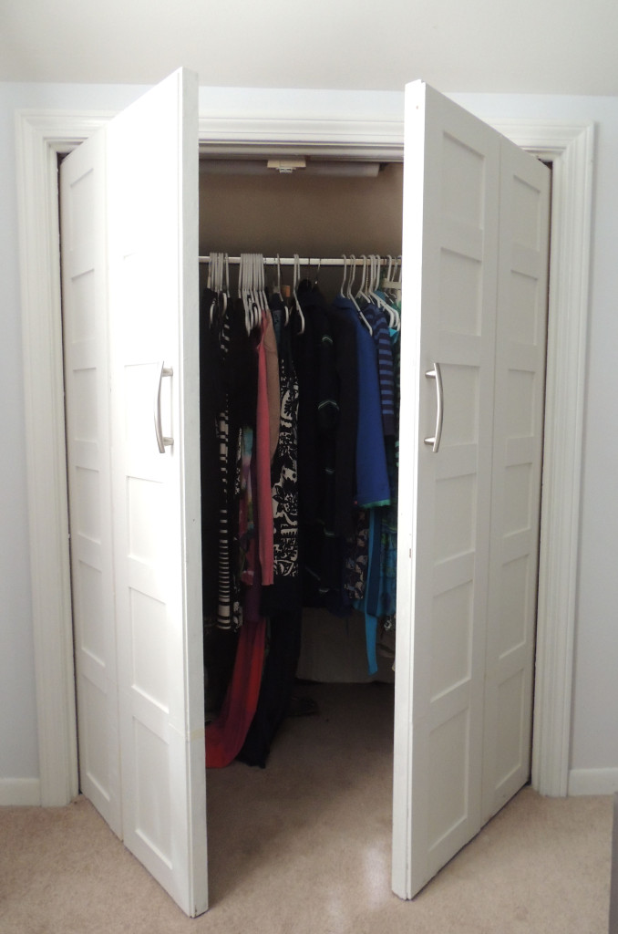 double french closet doors photo - 5