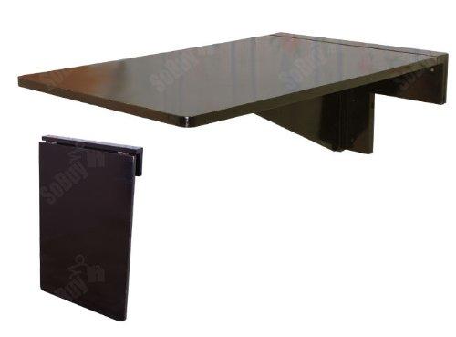 folding kitchen table wall mounted photo - 6