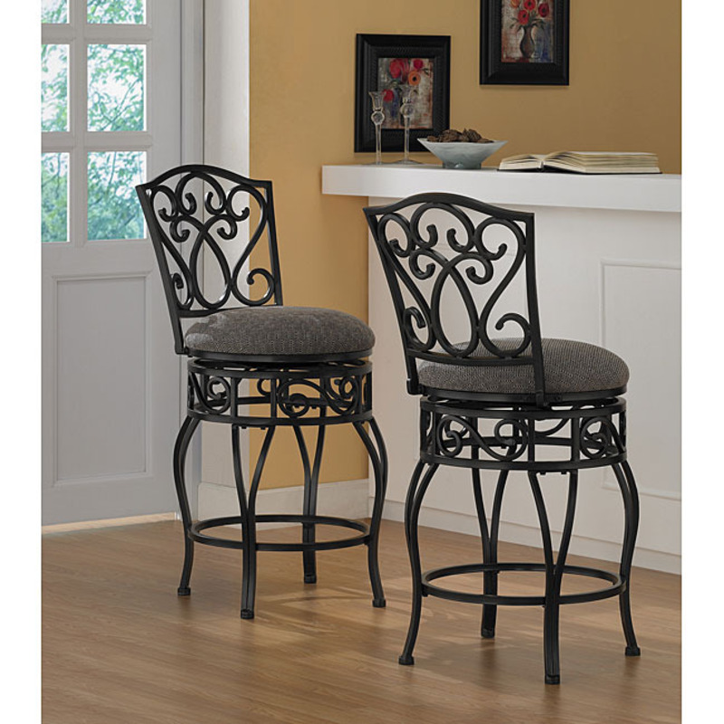 french country kitchen bar stools photo - 4