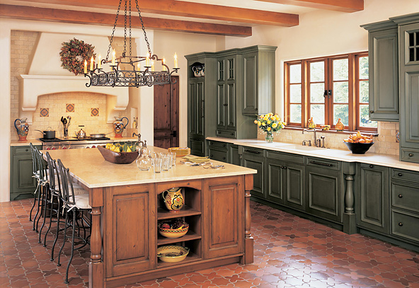 french country kitchen bar stools photo - 6
