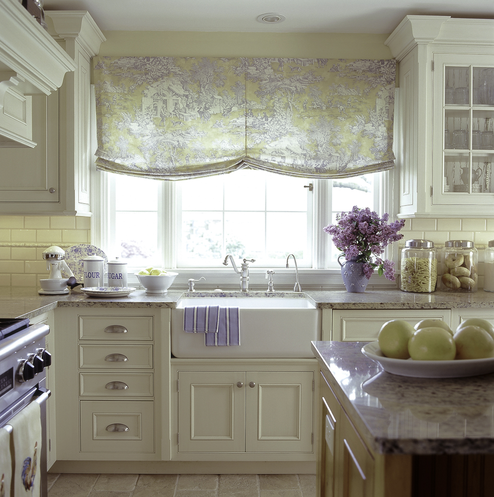 french country kitchen sinks photo - 2