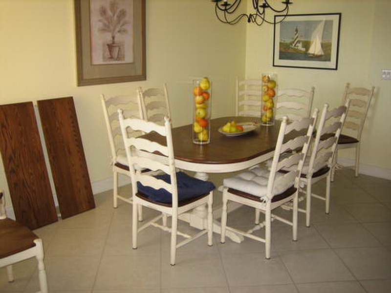 french country kitchen tables and chairs photo - 1