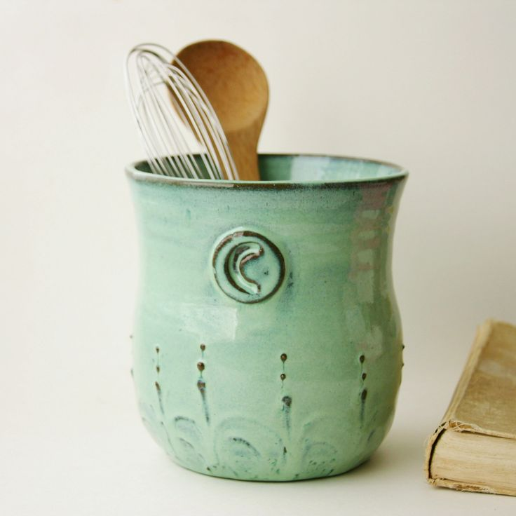 french country kitchen utensils photo - 1