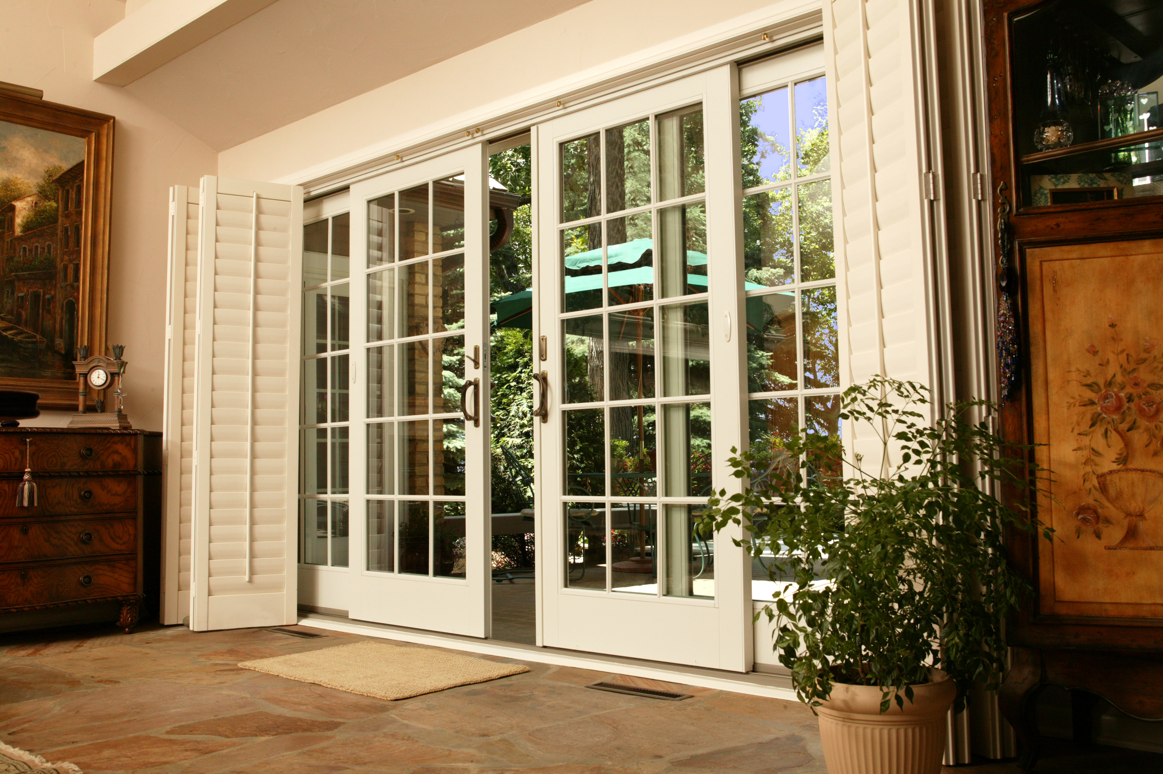 french doors exterior anderson photo - 5