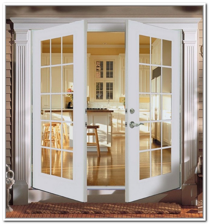 french doors exterior outswing photo - 3