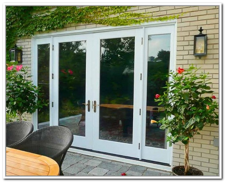french doors exterior outswing photo - 4