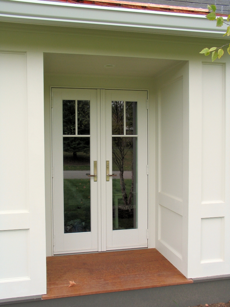 french doors exterior outswing photo - 5