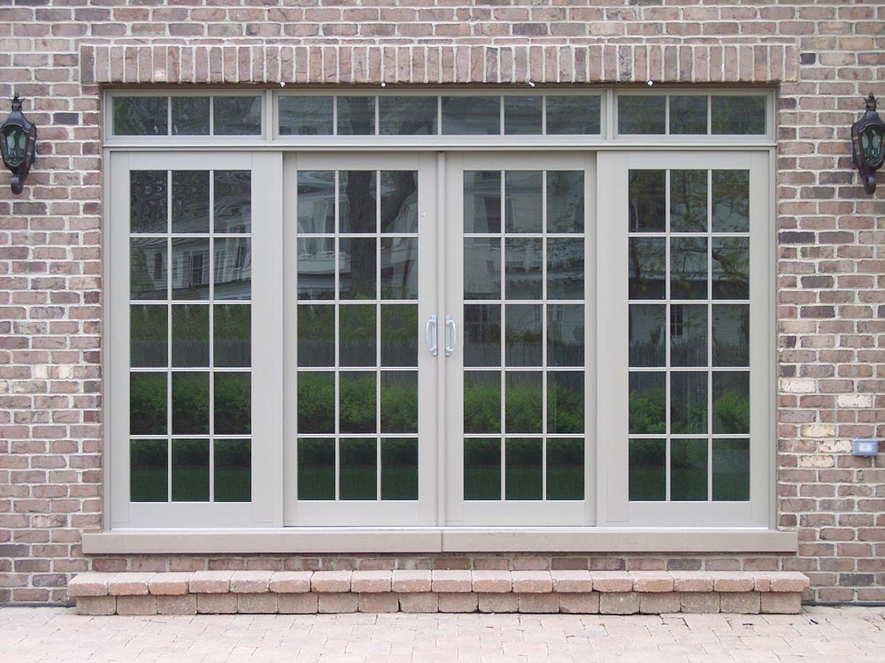 french doors exterior sizes photo - 2