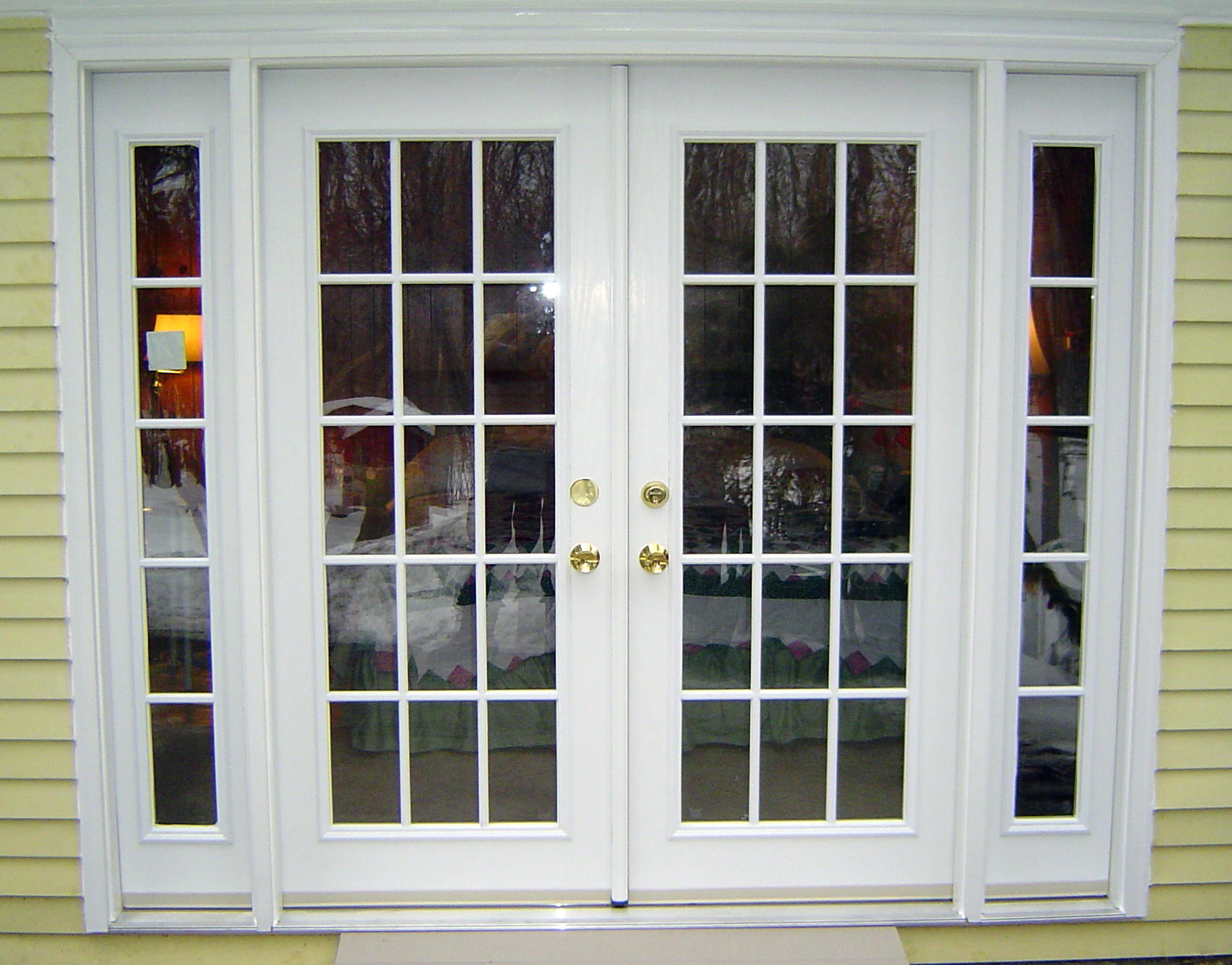 french doors exterior small photo - 3