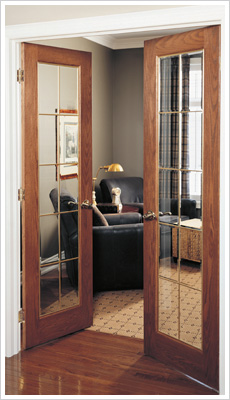 french doors exterior wood photo - 6