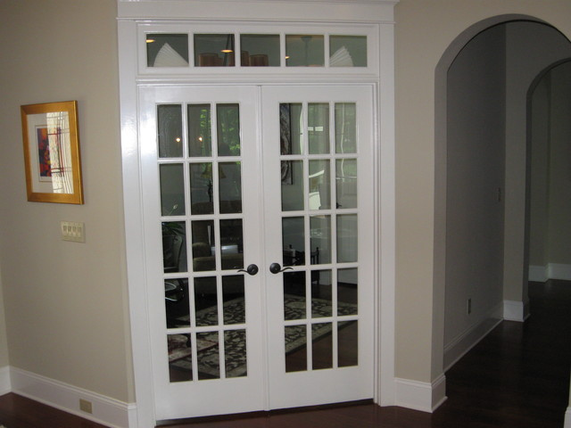 french doors for interior office photo - 1