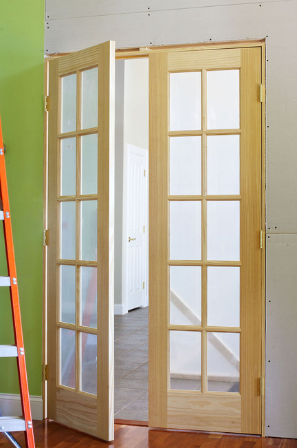 french doors interior 18 inches photo - 4