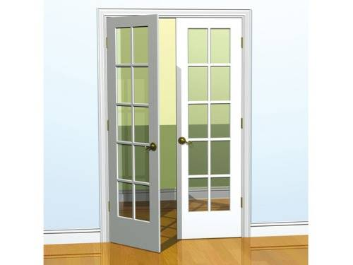 french doors interior 36 inches photo - 3