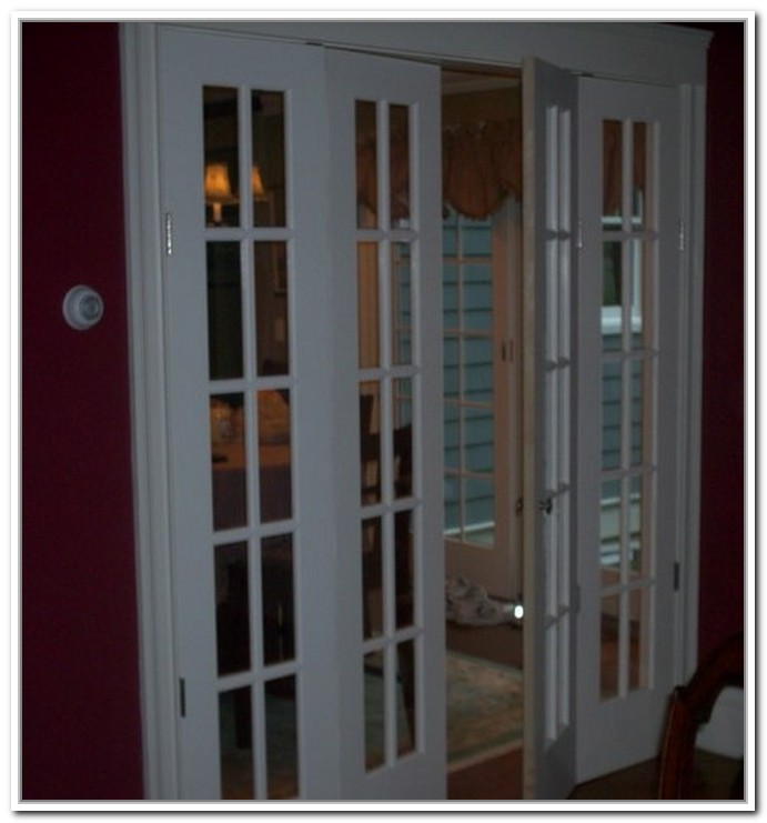 Bifold Interior French Doors Shapeyourminds