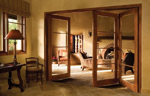 french doors interior bifold photo - 6