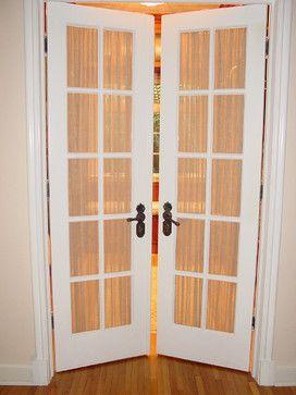french doors interior closet photo - 6