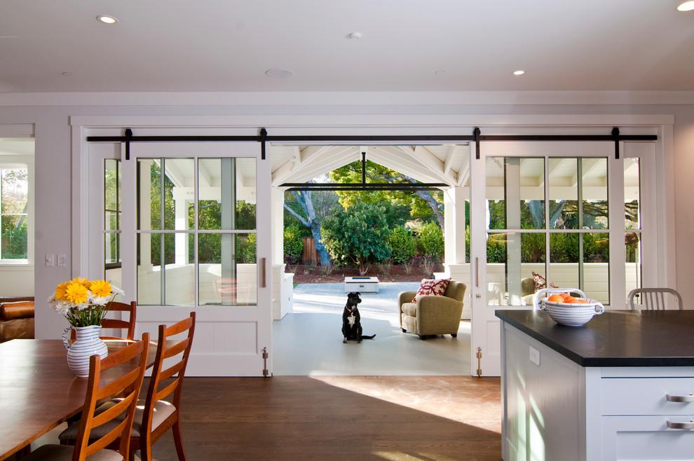 french doors interior design ideas photo - 6