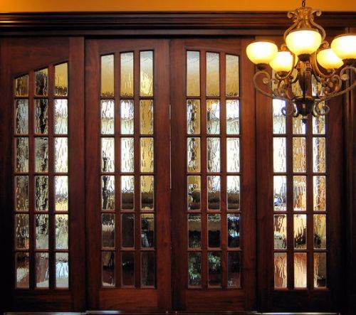 french doors interior dimensions photo - 1